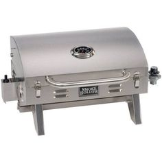 Stainless Steel Portable Grill $80