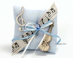 Unique baby shower favors boy baby showers favors baptism gifts for guests greek christening MUSIC shower decorations Guitar Key Sol 10p