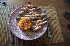 Gemarineerde asperges met zalm | Goed en gezond eten