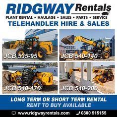 Ridgway Rentals (@ridgway_rentals) on Twitter Shots Magazine, Big Plants, Heavy Machinery, Self Driving, Sale Promotion, Heavy Equipment, Monster Trucks, Construction, Twitter