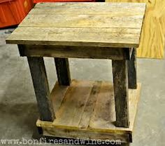 old barn wood project - Google Search