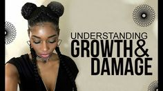 Understanding Hair Growth & Damage To Grow Long Healthy Hair [Video] Read the article here - http://www.blackhairinformation.com/video-gallery/understanding-hair-growth-damage-grow-long-healthy-hair-video/