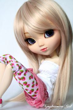 Pullip◉◡◉ Bratz Doll, Blythe Dolls, Doll Toys, Girl Dolls, Barbie Dolls, Pretty Dolls, Beautiful Dolls, Kawaii Doll, Cute Girl Wallpaper
