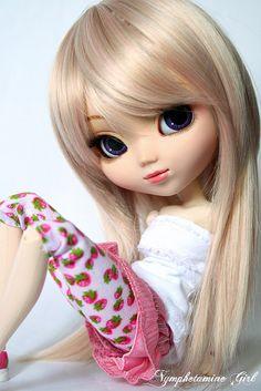 Midori (Pullip Papin) by ·Nymphetamine Girl·, via Flickr