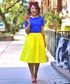 3 this look from the modcloth style gallery cutest community ever easy halloween costumes for adults diy snow white costume solutioingenieria Image collections