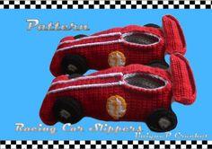 Kids slippers crochet pattern $5.50