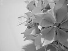 DebOrigami.blog: Kusudama 8