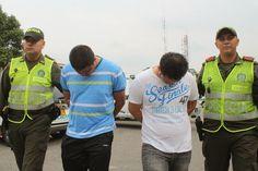 Noticias de Cúcuta: Detenidos dos hombres por falsedad personal y esta...