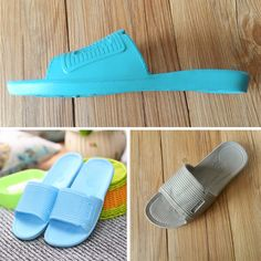 THINKTHENDO Indoor & Outdoor Slippers Antiskid Pure Color Print Bath Home Slipper Men. Yesterday's price: US $3.82 (3.11 EUR). Today's price: US $3.82 (3.13 EUR). Discount: 25%.