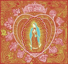 gorgeous. Guadalupe: Mother Mary | Gifts From God