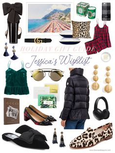 The Ultimate Christmas List   Holiday Gift Guide — bows & sequins