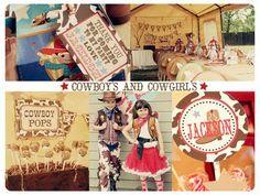 Rootin' Tootin' Western Birthday Party! | | Kara's Party IdeasKara's Party Ideas
