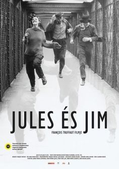 Jules et Jim...one of my favourite films from the French New Wave