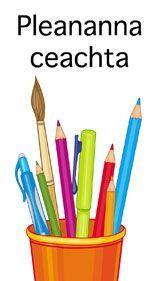 Acmhainní don Ghaeilge - póstaeir saor in aisce. Primary Teaching, Primary Education, Teaching Ideas, Primary School, Gaelic Words, Irish Language, Language Lessons, English Writing, Classroom Displays