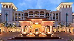 Tour The St. Regis Saadiyat Island Resort, Abu Dhabi with our photo gallery. Our Abu Dhabi hotel photos will show you accommodations, public spaces & more. Abu Dhabi, Saint Regis, Vacation Deals, Hotel Suites, Island Resort, In Law Suite, Life Design, Travel And Tourism, Hotels And Resorts