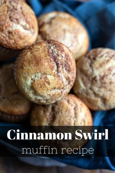 Personalized Graduation Gifts - Ideas To Pick Low Cost Graduation Offers Best Cinnamon Muffins This Easy Recipe Lets You Make Homemade Cinnamon Swirl Muffins From Scratch In Less Than 30 Minutes. Muffin Recipes, Cookie Recipes, Breakfast Recipes, Dessert Recipes, Desserts, Breakfast Muffins, Sweet Breakfast, Cupcake Recipes, Cinnamon Crumb Cake
