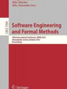 Software Engineering and Formal Methods: 10th - Free eBook Online