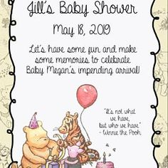Baby Shower Game Winnie the Pooh Baby Word Scramble Baby Shower Fall, Baby Shower Games, Canvas Photo Transfer, Winnie The Pooh Themes, Baby Word Scramble, Baby Bingo, Whats In Your Purse, Baby Words, Diaper Raffle Tickets