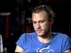 The Order: Heath Ledger Interview - Heath Ledger video - Fanpop