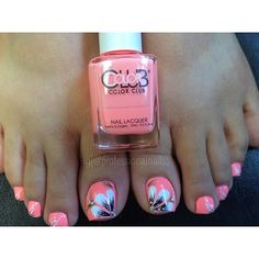 """""""Freshen up with this lovely colour on the toes Color Club – East Austin"""" Photo… – My CMS Cute Pedicure Designs, Toenail Art Designs, Fingernail Designs, Pedicure Ideas, Nail Ideas, Cross Nail Art, Cross Nails, Shellac Toes, Pedicure Nails"""