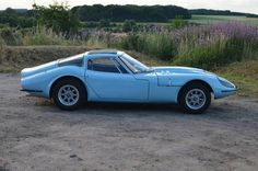 Marcos Coupe 3litre (1969) Maintenance of old vehicles: the material for new cogs/casters/gears/pads could be cast polyamide which I (Cast polyamide) can produce
