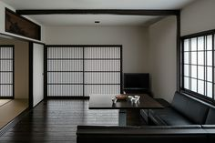 画像 Modern Japanese Interior, Wood Joinery, Wabi Sabi, Traditional Art, Minimalism, Table, Furniture, Home Decor, Naver
