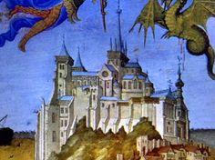 mont st michel in fine art | Le Mont Saint-Michel -St-Michel Mount