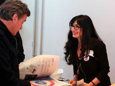 L'École de design remercie chaleureusement Myriam Picovschi, alumni 2011 et montréalaise depuis 2 ans, pour avoir organisé ce très bel événement, en collaboration avec l'équipe de l'Agence Nantes St-Nazaire Développement et Cyrielle Bonola, chargée de développement Québec / Métropoles Nantes St-Nazaire - Rennes à la CCI de Québec, avec la complicité de l'équipe de la SAT.