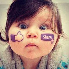 ahhhhhh, like & share! #Facebook
