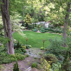 View of lower garden from bedroom window Bedroom Windows, Golf Courses, Fox, Gardens, Outdoor Decor, Plants, Home Decor, Outdoor Gardens, Garden