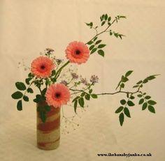 Gerbera daisies and.........