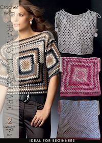 DiaryofaCreativeFanatic: Needlecrafts - Crochet, Granny is a Square