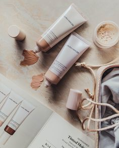 Testing the new tinted moisturizer formula from Laura Mercier completed with a full video tutorial.