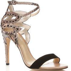 Ummm Yep! Koefficient: Footwear Friday: Statement Ankle Strap Sandals 2013