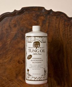 Masters Blend Tung Oil Natural and Food Safe Stairs Covering, Wood Projects, Projects To Try, Tung Oil Finish, Wooden Sailboat, Furniture Fix, Wood Bar Stools, Wood Oil, Linseed Oil