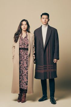 "Son Ye-Jin and Hyun Bin Talk About Their Characters in ""Crash Landing on You"" Korean Actresses, Asian Actors, Korean Actors, Actors & Actresses, Hyun Bin, Korean Celebrities, Celebs, Korean Couple Photoshoot, Kdrama Actors"
