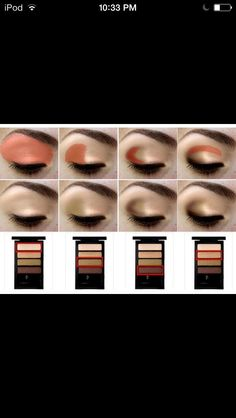 The Easiest Way To Make A Smokey Eye #Beauty #Trusper #Tip