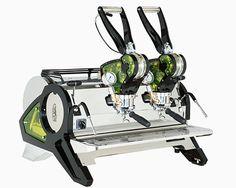 espresso machine concept designed by la marzocco offers maximum pressure control