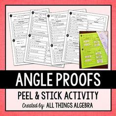 455 Best My Tpt Store All Things Algebra Images Algebra 2