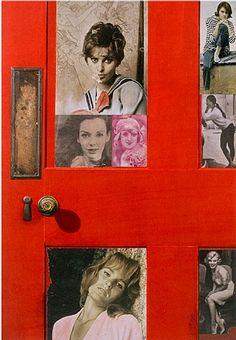 Peter Blake 'Girlie Door'