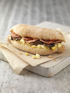 All Day Breakfast Panini (Starbucks UK)