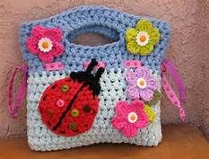 Crochet Purse Patterns For Beginners - Bing Images