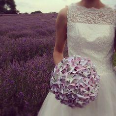Bouquet de moulins à vent #mariage #wedding