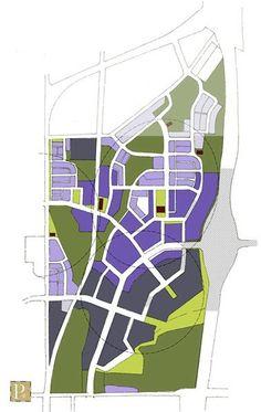 Fitchburg Northeast Neighborhood regulating plan