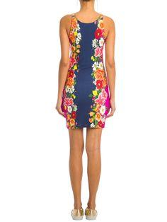 Shop2gether - Vestido Regata Florente - Farm - Azul