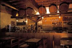 Eating Out in Rome: Where the Locals Go --Enoteca Ferrara