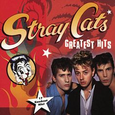 Rock This Town - Stray Cats Greatest Hits. Somebody's birthday is coming up in July...... (hint hint)