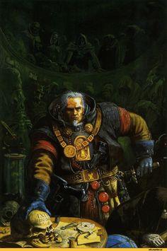 Warhammer 40000,warhammer40000, warhammer40k, warhammer 40k, ваха, сорокотысячник,фэндомы,Inquisition,Imperium,Империум,Ordo Xenos,Miniatures (Wh 40000)