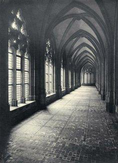 Pandhof, Utrecht, 1903