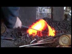 Blacksmithing Basics for Beginners - good informational vids.